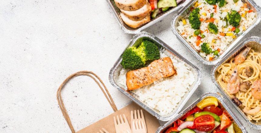 duurzame voedsel verpakking selecteren